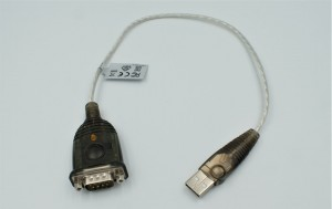 Adapter USB-to-serial-conventer (RS-232)